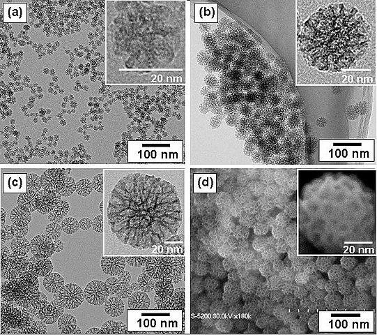 Silicon on insulator nanofabrication technology